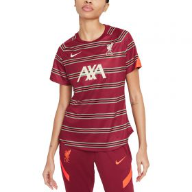 Liverpool Training Top - Red - Womens