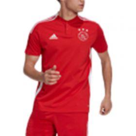 Ajax Training Polo-Red