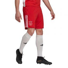 Ajax Training Shorts-Red