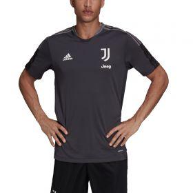 Juventus Training Jersey-Grey