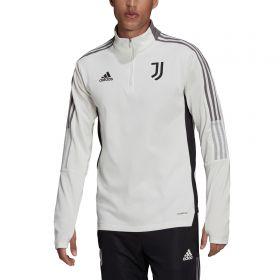 Juventus Training Warm Top-White