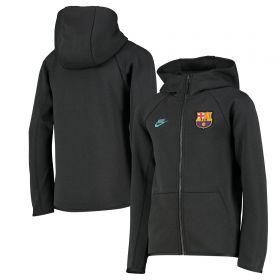 Barcelona Tech Fleece Essential Full Zip - Kids
