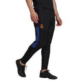 Real Madrid Training Pants-Black