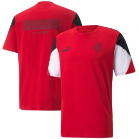 AC Milan FtblCulture T-Shirt-Red
