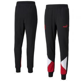 AC Milan FtblCulture Track Pants-Black