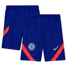Chelsea Dri-Fit Strike Short - Blue - Kids