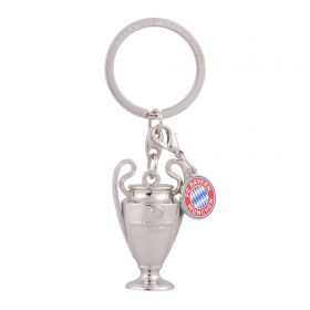 FC Bayern UEFA Champions League 2020 Winners Trophy Keyring