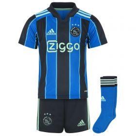 Ajax Away Minikit 2021-22