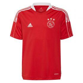 Ajax Training Jersey-Red-Kids