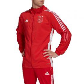 Ajax Training Presentation Jacket-Red