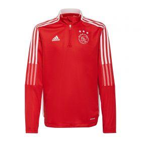 Ajax Training Top-Red-Kids