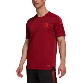 FC Bayern Training Jersey-Red