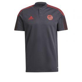 FC Bayern Training Polo-Grey