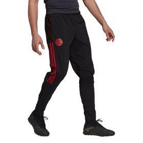FC Bayern Training Presentation Pants-Black