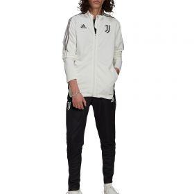 Juventus Training Tracksuit-White