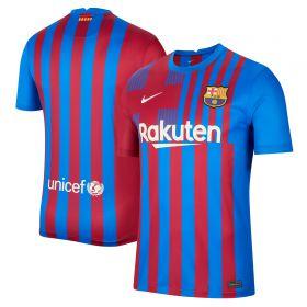 Barcelona Home Stadium Shirt 2021-22