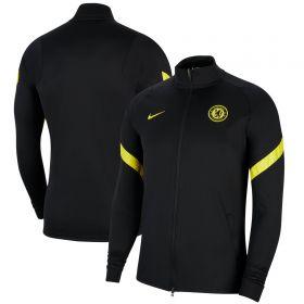 Chelsea Strike Track Jacket - Black