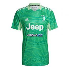 Juventus Home Goalkeeper Shirt 2021-22-Kids