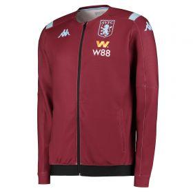 Aston Villa Home Anthem Jacket - Claret