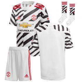 Manchester United Third Mini Kit 2020-21