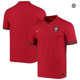 Portugal Home Vapor Match Shirt 2020-21