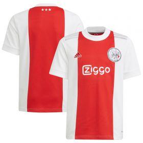 Ajax Home Shirt 2021-22-Kids
