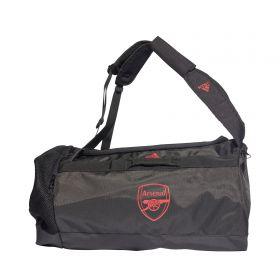Arsenal Duffle Bag-Black