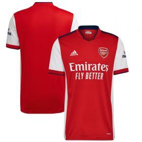 Arsenal Home Shirt 2021-22