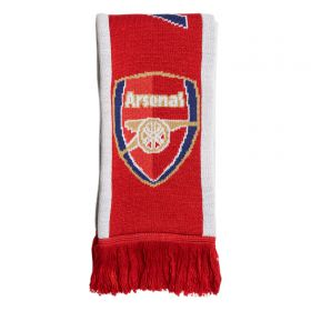 Arsenal Scarf-Red