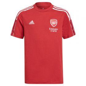 Arsenal Training T-Shirt-Red-Kids