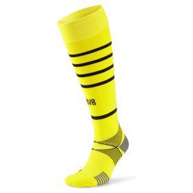 Borussia Dortmund Home Socks 2021-22-Kids