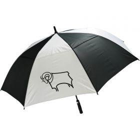 Derby County Heavy Duty Golf Umbrella