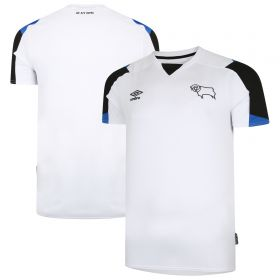 Derby County Home Shirt 2021-22 - Kids