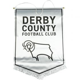 Derby County Large Pennant