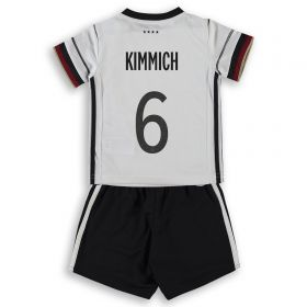 Germany Home Minikit with Kimmich 6 printing