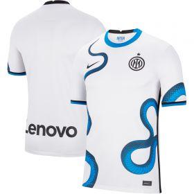 Inter Milan Away Stadium Shirt 2021-22