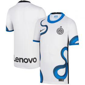 Inter Milan Away Stadium Shirt 2021-22 - Kids