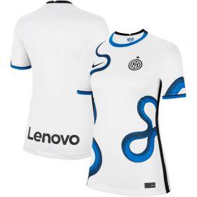 Inter Milan Away Stadium Shirt 2021-22 - Womens