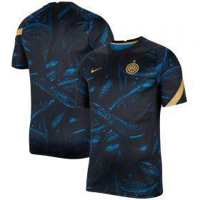 Inter Milan Training Top - Blue