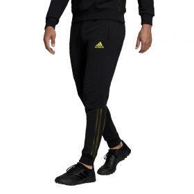 Juventus Travel Pants-Black