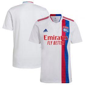 Olympique Lyon Home Shirt 2021-22