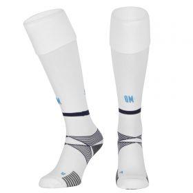 Olympique de Marseille Home Socks 2021-22-Kids