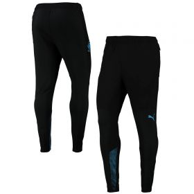 Olympique de Marseille Training Pants-Black