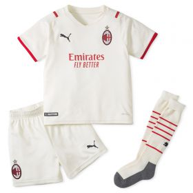 AC Milan Away Minikit 2021-22