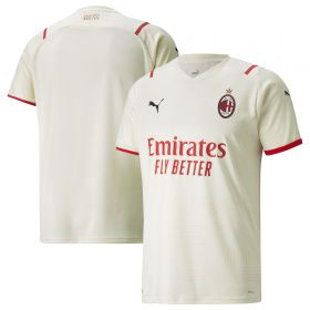 AC Milan Away Shirt 2021-22