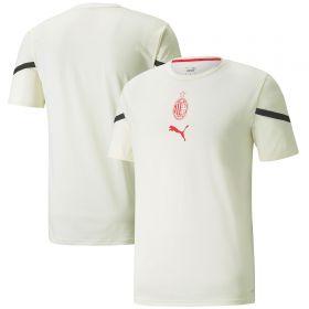 AC Milan Pre Match Jersey-Off White