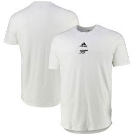 Arsenal Travel T-Shirt-White