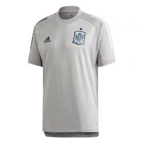 Spain Training Jersey - Grey