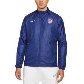 Atlético de Madrid Academy Jacket - Navy