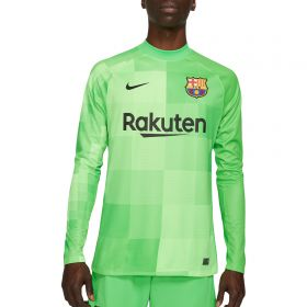 Barcelona Goalkeeper Stadium Shirt 2021-22